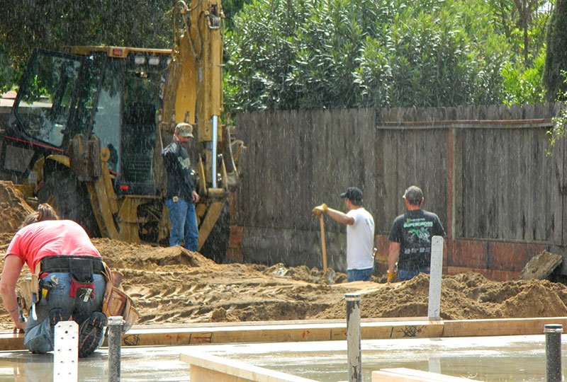 A-1 Septic and AAA Backhoe Service, Modesto, CA - Gallery