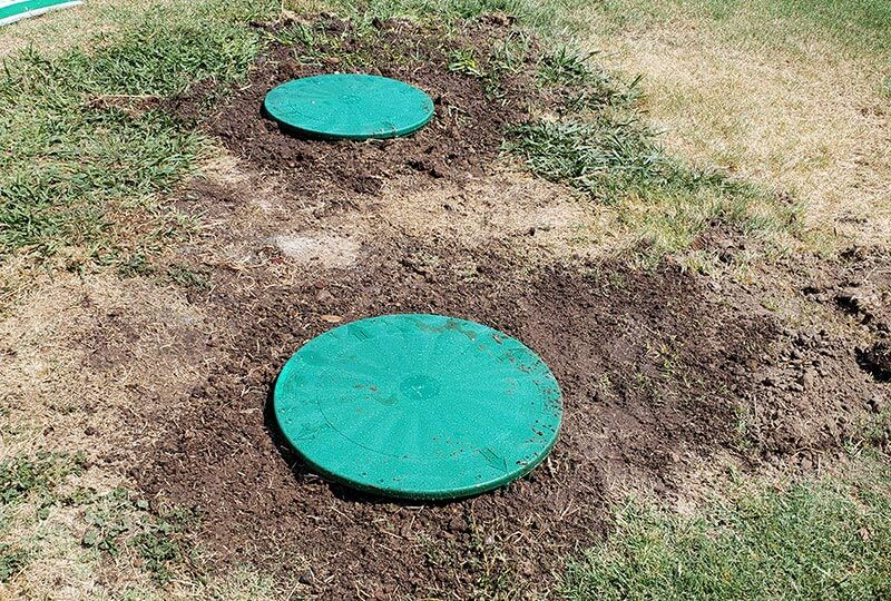 Residential & Commercial Septic Tank Installation